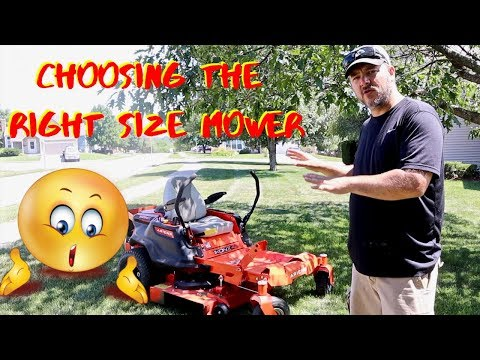 Whats The Best Residential Zero Turn Mower?   Mowing Hills, Speed, Cut Quality