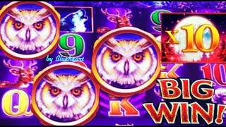 ★ ONE LAST TRY FOR JACKPOT! ★  TIMBERWOLF DELUXE slot machine BONUS WINS!