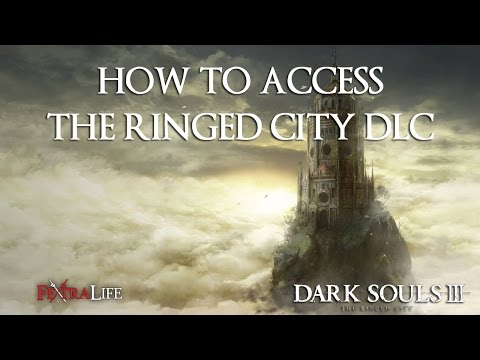 How to Access The Ringed City DLC in Dark Souls 3