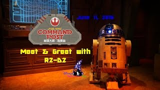 "R2-D2 @ 「星球大戰:指揮站」(""Star Wars: Command Post"") |  香港迪士尼樂園 HKDL (June 11, 2016)"