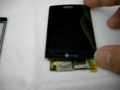 Differnet type of touch screen digitizer for HTC touch P3700 Sprint T-Mobile MDA Compact IV