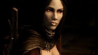 the elder scrolls skyrim dawnguard: Serana
