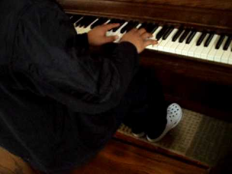 Little Girl Blue -jazz piano solo