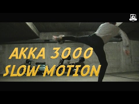 FREESTYLE Trick AKKA 3000 | SLOW MOTION | by 10BRA