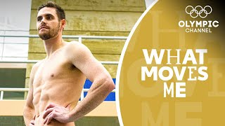 How a diving prodigy overcame depression to win gold | What Moves Me