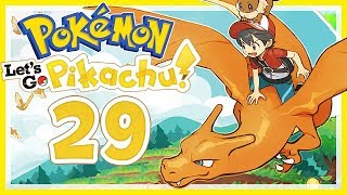 POKÉMON LET'S GO, PIKACHU! # 29 ⚡ Go Park, Wellenspurt & Wuchtstoß! • Pokémon Let's Go, Pikachu!
