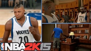 NBA 2K15 My Career #11: My Last Chance! Draft Day Freestyle? We