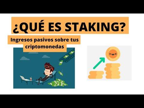 ¿Que es Staking? Como tener ingresos pasivos en dólares con Neutrino USDN
