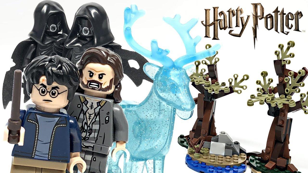 LEGO Harry Potter Expecto Patronum review! 2019 set 75945! - YouTube