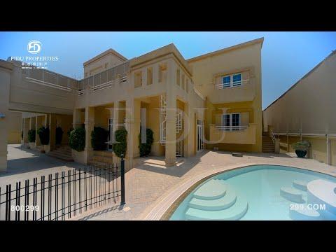 8 BR Villa in Dubai (Umm Suqeim Jumeirah) | FIDU Properties 2020
