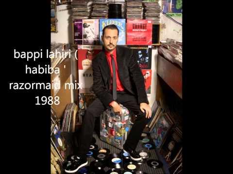 bappi lahiri ( habiba ) razormaid mix 1988