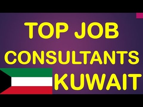 TOP CONSULTANTS FOR KUWAIT JOB JOBS FOR INDIANS IN KUWAIT - YouTube