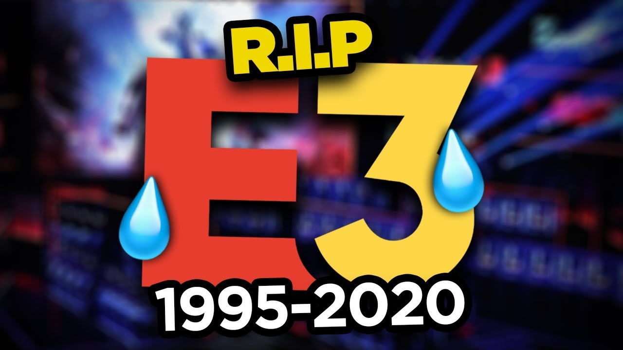A E3 que você ama está morta + vídeo