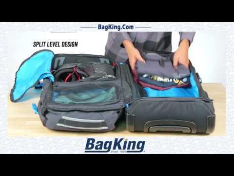 Dakine Split Roller 85L Review - BagKing.com