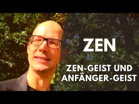 Zen-Geist Anfänger-Geist: Unterweisungen in Zen-Meditation YouTube Hörbuch Trailer auf Deutsch