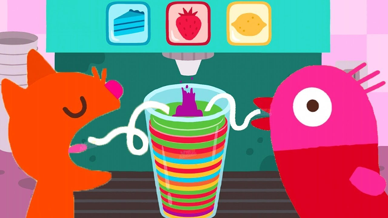 Play & Learn Colors, Numbers & Shapes Games - Sago Mini World - Fun ...
