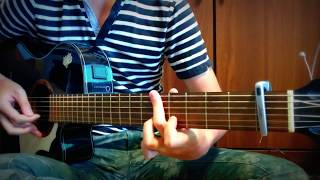 ソロギターで弾いてみました。CD欲しいですね(*'ω' *)