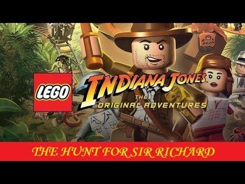 Lego Indiana Jones The Original Adventures - The Hunt For Sir Richard - 13 |