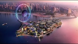 Meraas Ain Dubai - Dubai Eye - Bluewater Island +971 4248 3445