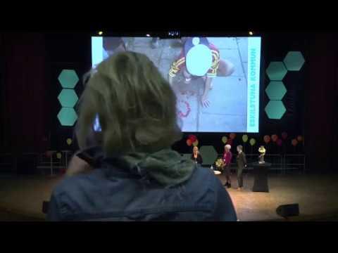 Forum Jämställdhet 2017. Avslutning och prisutdelning Svenska Jämställdhetspriset