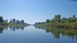 Рыбалка в августе спиннингом на щуку на канале Днепр-Донбасс
