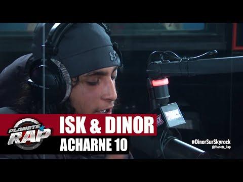 Youtube: [Exclu] ISK«Acharné 10» ft Dinor #PlanèteRap
