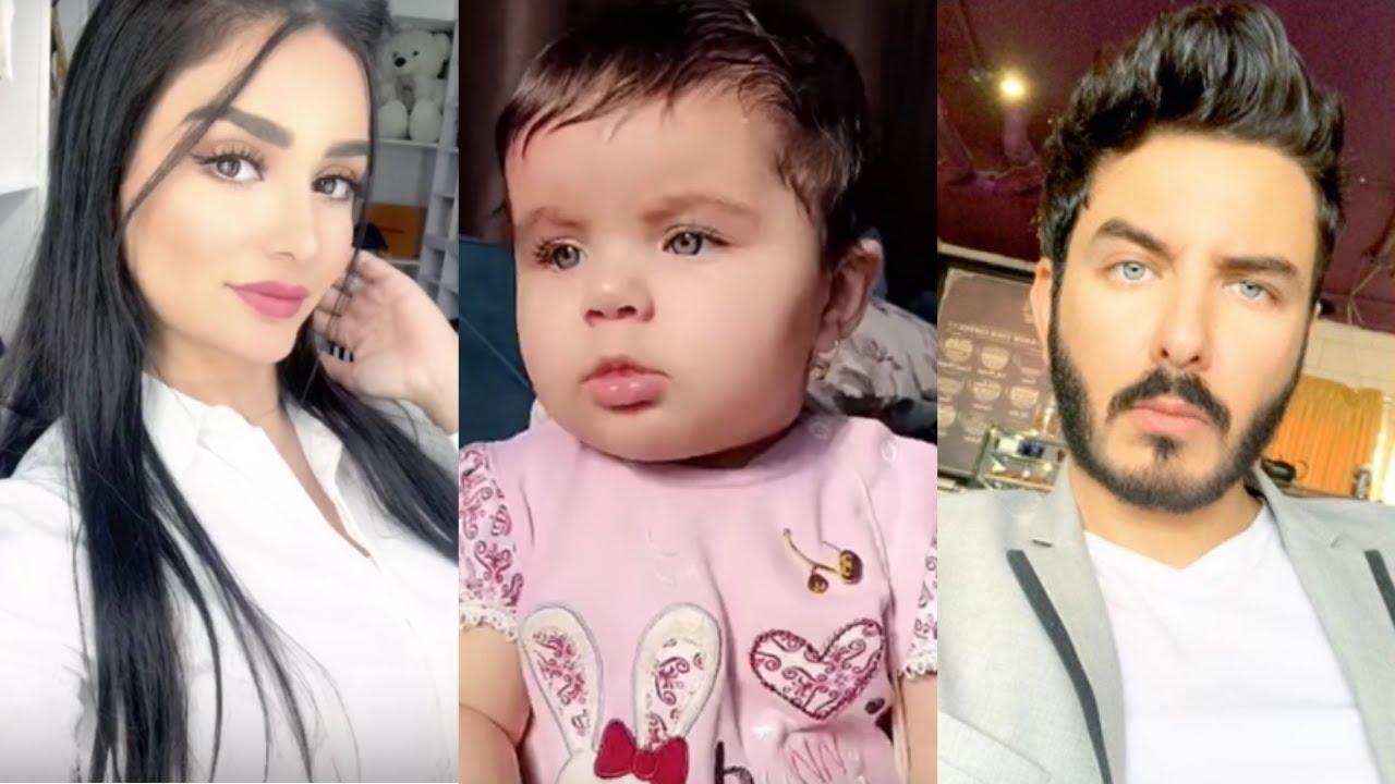 ردة فعل بكر خالد على الأصدقاء الإماراتيين بلون عيونة وهيفاء حسون وليان البياتي ????