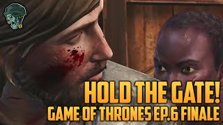 HOLD THE GATE! (Game of Thrones - FULL Ep.6 FINALE - The Ice Dragon)