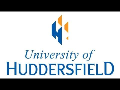 University of Huddersfield/ Прогулка по университету