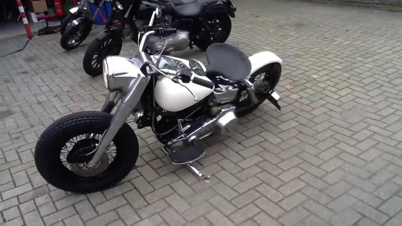 Harley Davidson FLH Sh...