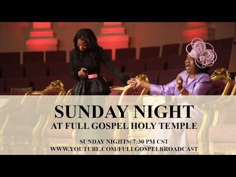 FGHT Dallas: Sunday Evening (May 8)