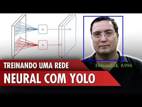 Treinando uma rede neural com Yolo