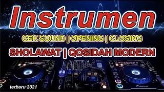 Download Instrumen Sholawat Terbaru | instrumen Qosidah | Sholawat Cek Sound