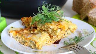 Рыба в омлете (в духовке) — видео рецепт