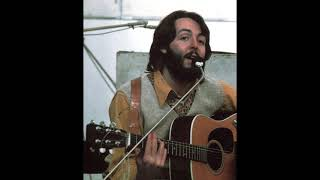The Beatles - She Came In Through The Bathroom Window (1969 Rehearsal)