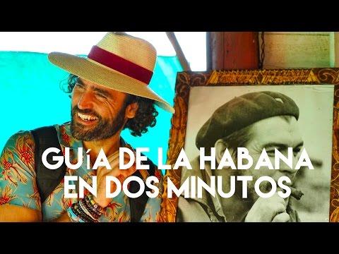 Guía De La Habana  / Viajes En Dos Minutos