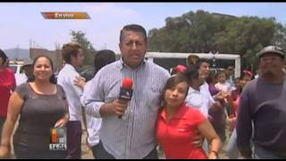 Video: Bloopers de los periodistas de Azteca Noticias
