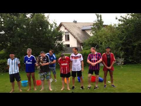 Cold Water Challenge 2014 Die Gehängebabbels Ense-Bremen