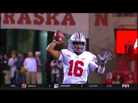 2017 - Ohio State Buckeyes at Nebraska Cornhuskers in 40 Min