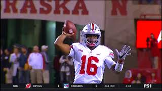 2017 - Ohio State Buckeyes at Nebraska Cornhuskers in 40 Minutes