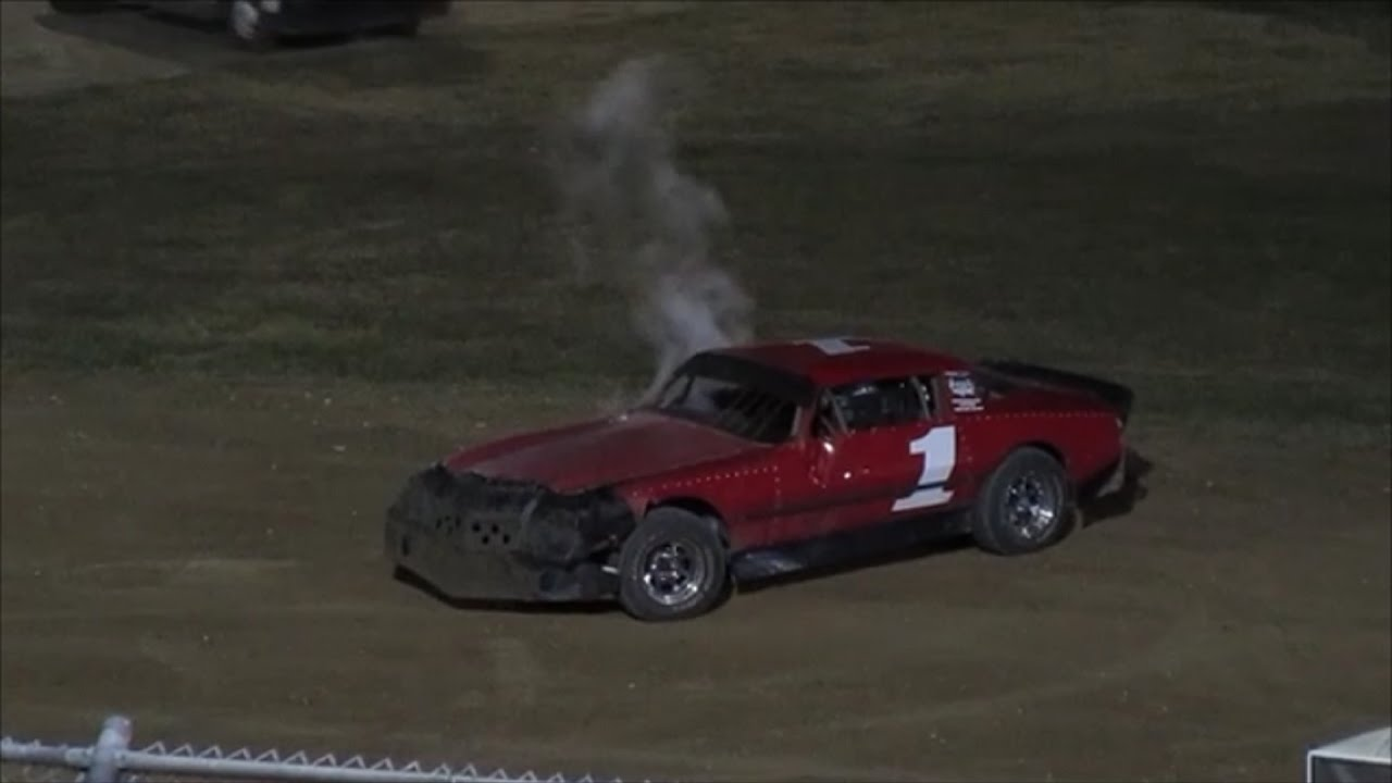 Thunder stocks feature bubba raceway park 11 27 16