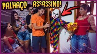 FILMAMOS O PALHAÇO ASSASSINO!! - DIÁRIO DE ADOLESCENTE #14 [ REZENDE EVIL ]