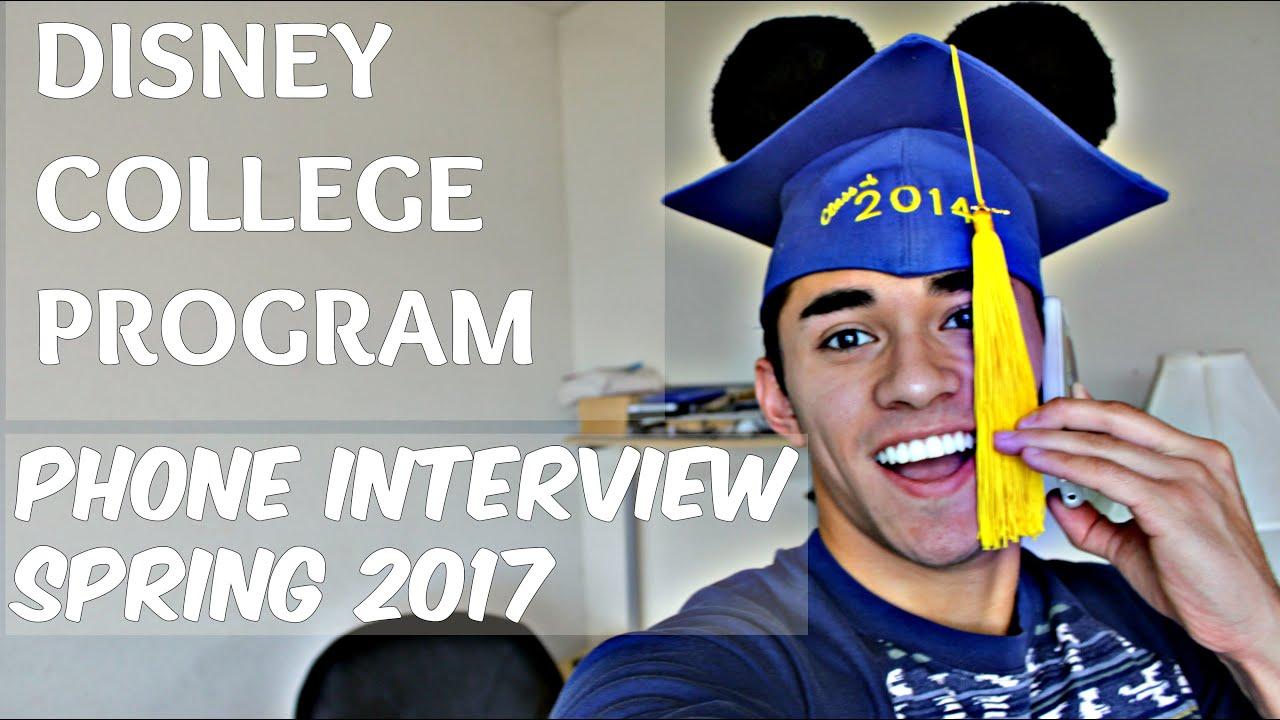 Disney College Program Acceptance Spring Advantage