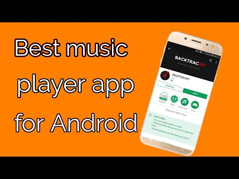 Best music player app for Android 👍👌