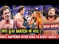 Aj Styles NEW NAME ! What Happened After John Cena Vs Becky Lync Smackdown 1 January 2019 Highlights
