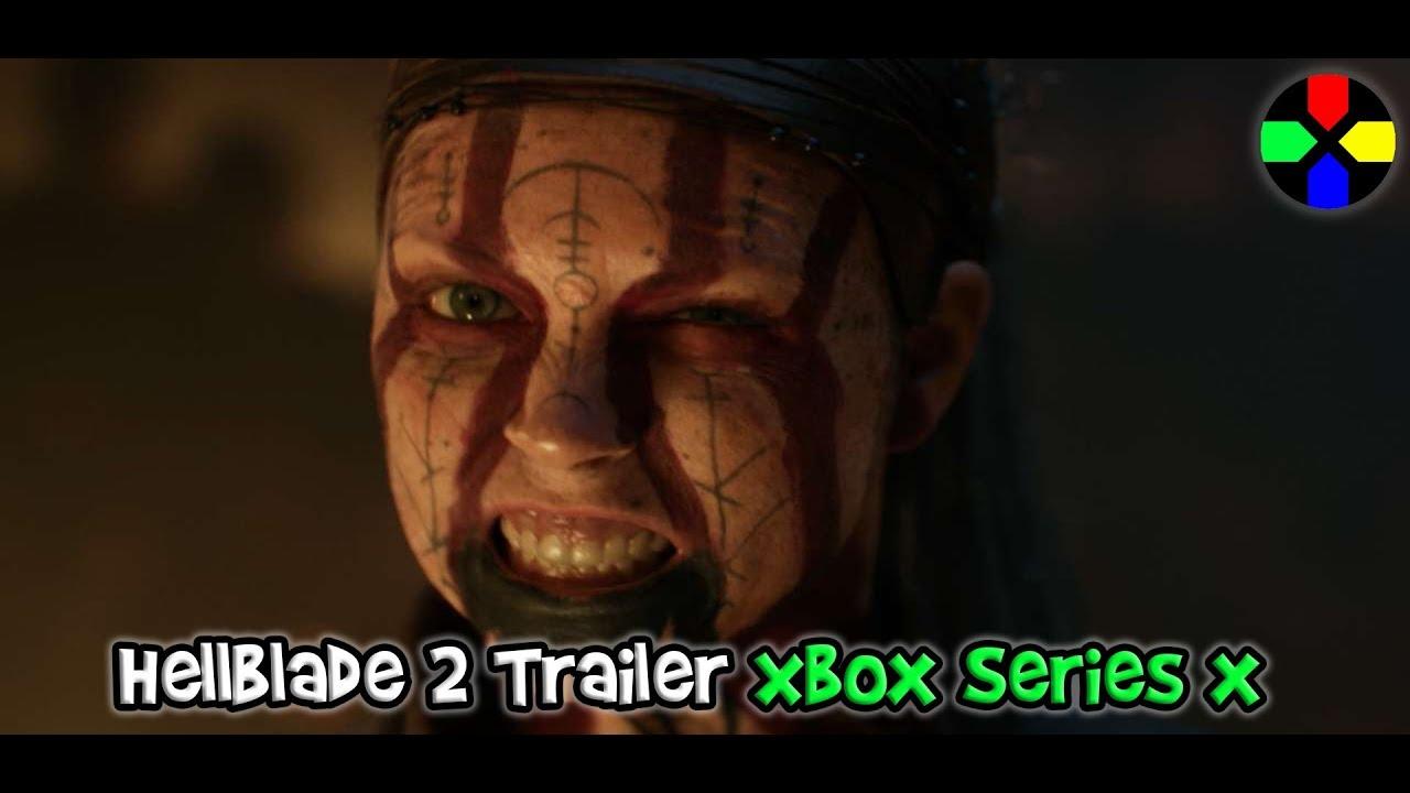 Xbox Series X Hellblade 2 Trailer