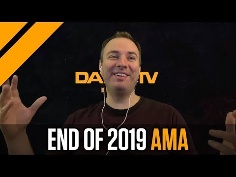 End of 2019 AMA