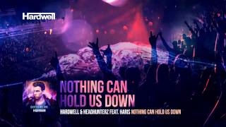 Hardwell & Headhunterz feat. Haris - Nothing Can Hold Us Down (Lyric Video)