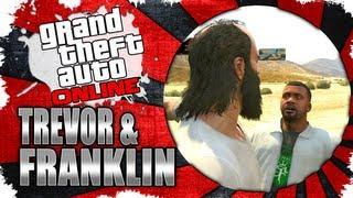 GTA V - Trevor and Franklin. A Love Affair (Skit/Parody)