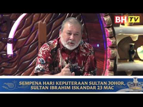 Orang luar amal politik pecah belah tak dialu-alukan di Johor